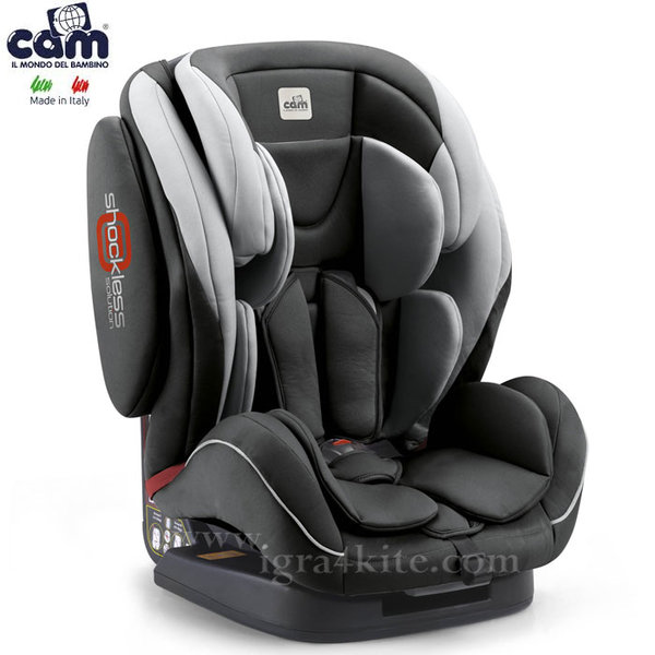 Cam - Столче за кола Regolo S162/498 (9-36kg)