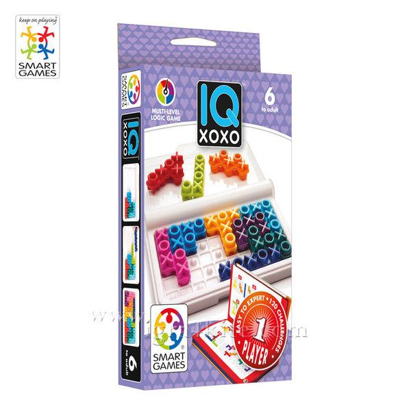 Smart Games - Игра IQ XOXO 444 6+