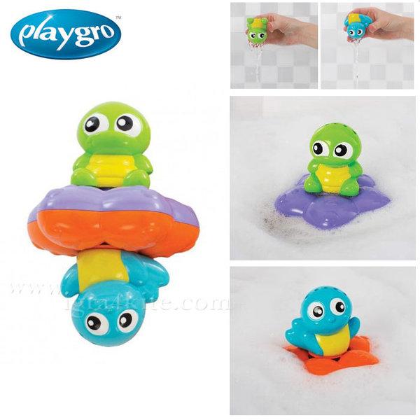 Playgro - Играчка за баня Плаващи животни 0522