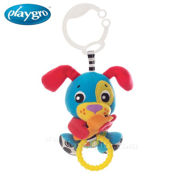Playgro Играчка за количка Вибриращо куче 0435