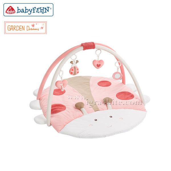 Baby Fehn Grden Dreems - Бебешка 3D Активна гимнастика Бръмбар 068399