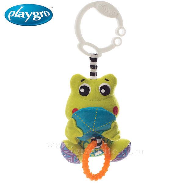 Playgro Играчка за количка Вибриращо жабче 0432