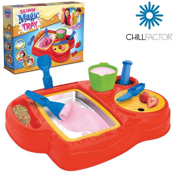 Chillfactor - Магическа тавичка за сладолед cf0032