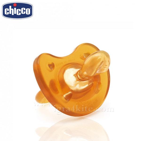 Chicco - Залъгалка PHYSIO soft 12+ каучук 7300431
