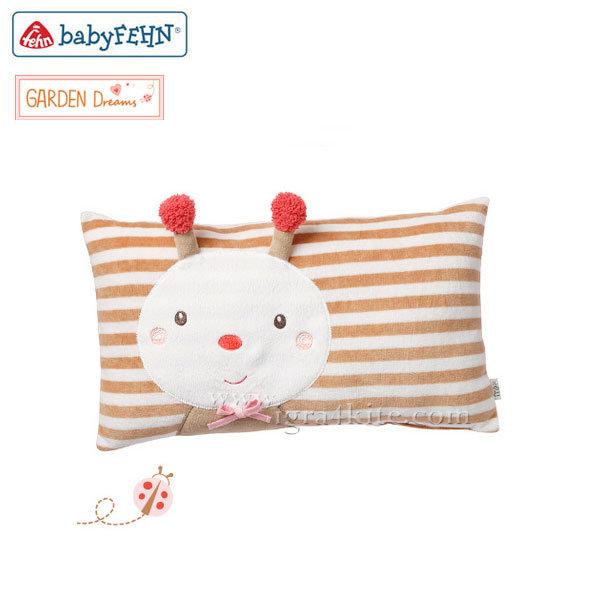 Baby Fehn Garden Dreams - Бебешка възглавничка Пчела 068597