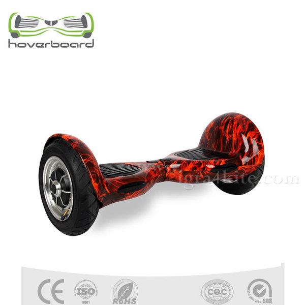 Hoverboard - Електрически скейтборд Ховърборд I-Bex 10 Fire