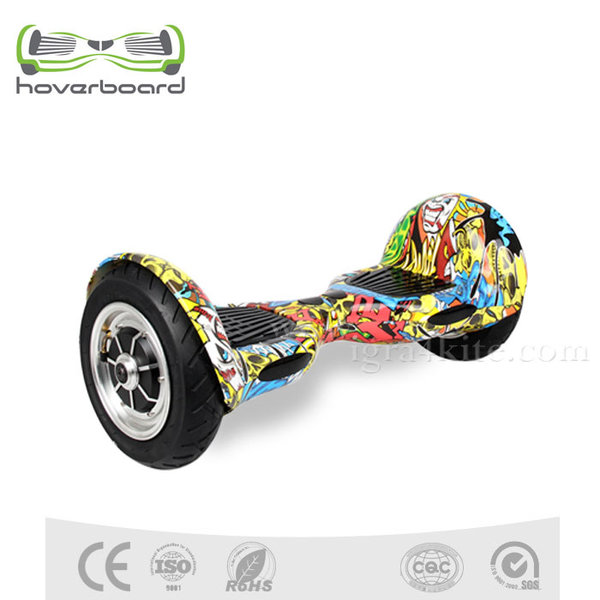 Hoverboard - Електрически скейтборд Ховърборд I-Bex 10 Grafiti