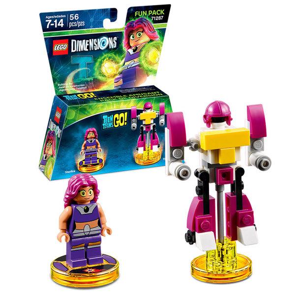 Lego 71287 Dimensions - Старфайър