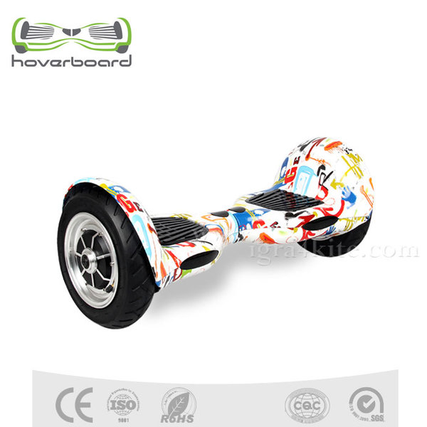 Hoverboard - Електрически скейтборд Ховърборд I-Bex 10 Colorful