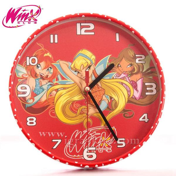 Winx - Стенен часовник Уинкс 28091238