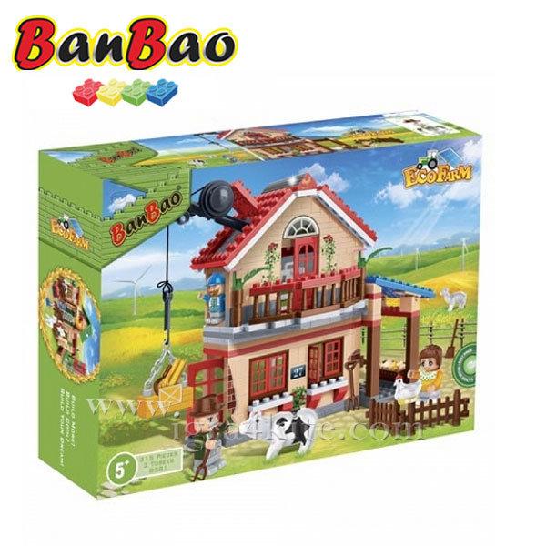 BanBao - Строител 5+ Житница 8581