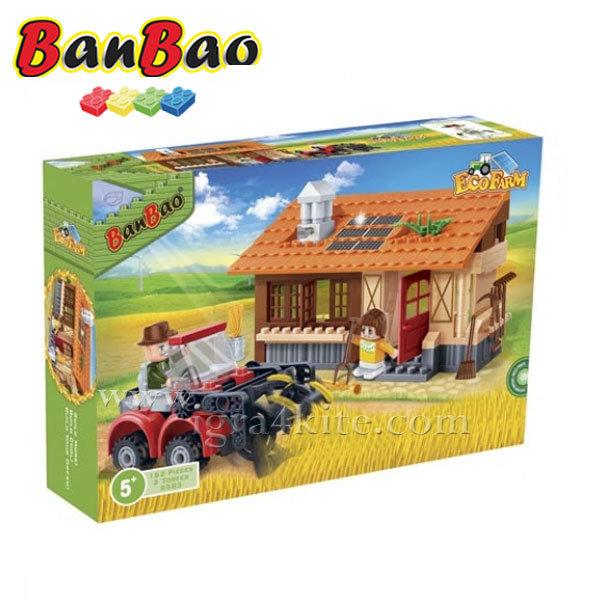 BanBao - Строител 5+ Жътва 8583