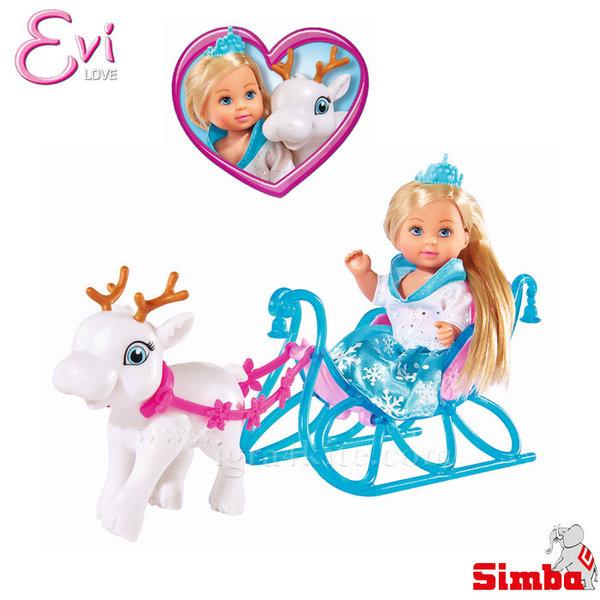 Simba - Кукла Еви Снежна кралица 105737248