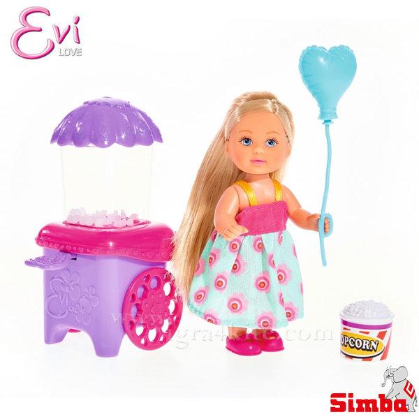 Simba - Кукла Еви Забавление с пуканки 105738058
