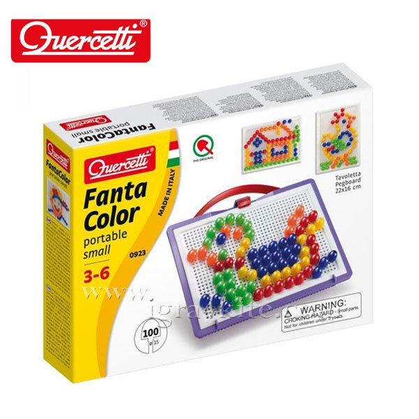 Quercetti - Мозайка Fanta Color 100 части 923