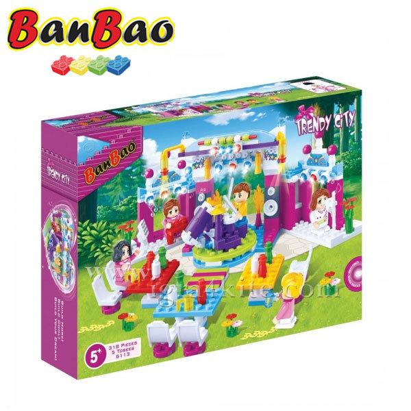 BanBao - Строител 5+ Вечерна забава 6113