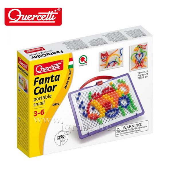 Quercetti - Мозайка Fanta Color 150 части 922
