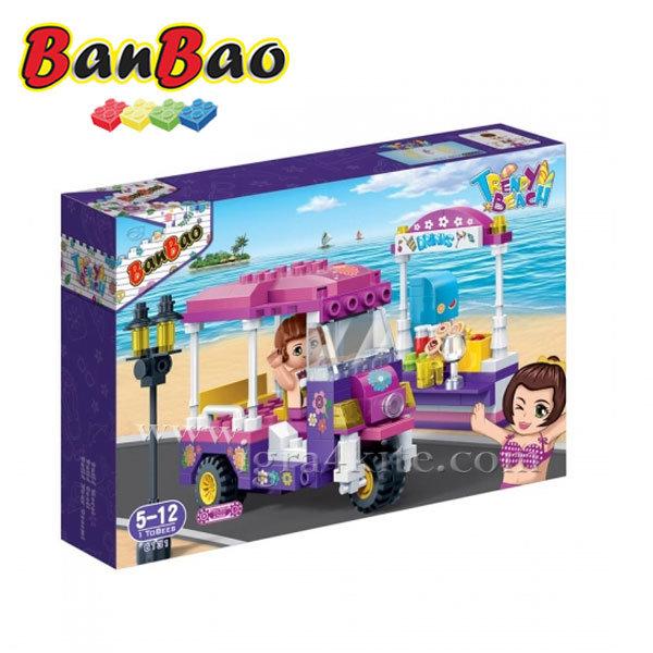 BanBao - Строител 5+ Плажни забавления 6131