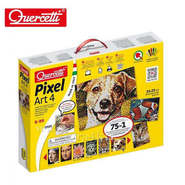 Quercetti - Мозайка Pixel Art 4 6800 части 805