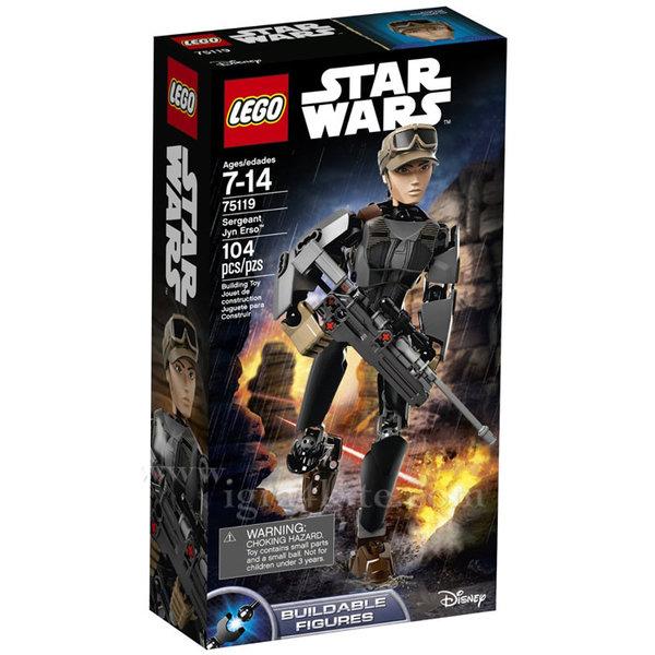 Lego 75119 Star Wars - Сержант Джин Ерсо