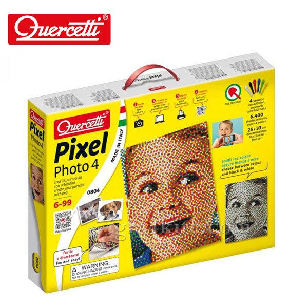 Quercetti - Мозайка Pixel Art Photo 804