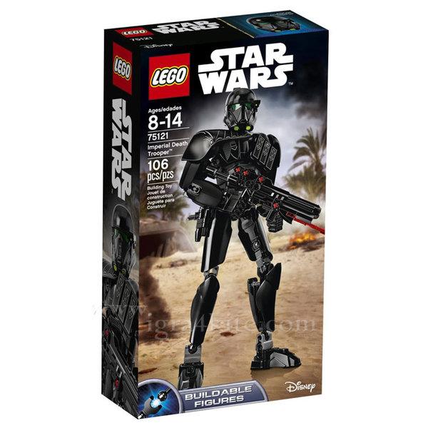 Lego 75121 Star Wars - Имперски войник на смъртта
