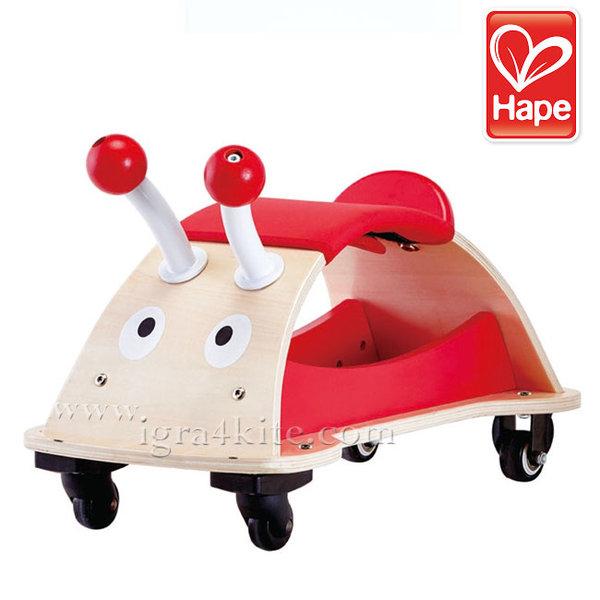 Hape - Детско дървено бъги за яздене H0378