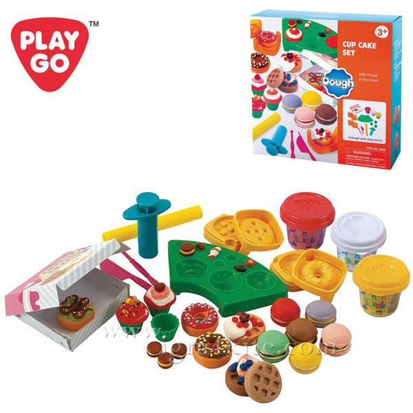 1PlayGo - Dough Пластелин Направи си кексчета 8590