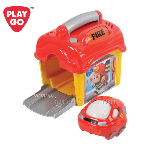 1PlayGo - Пожарна спасители 2004
