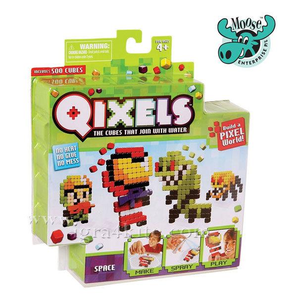 1Moose Qixels - Стартов пакет 500 кубчета 87013
