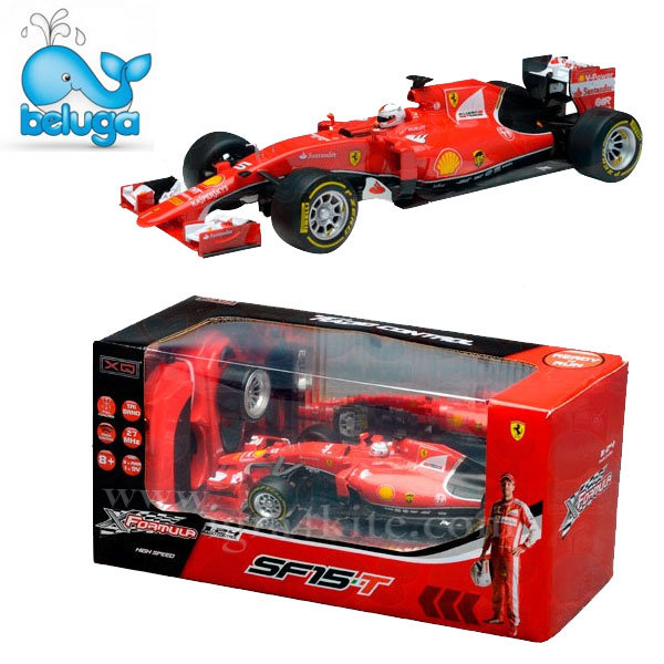 Beluga - Кола с дистанционно Ferrari F1 SF-15 12497