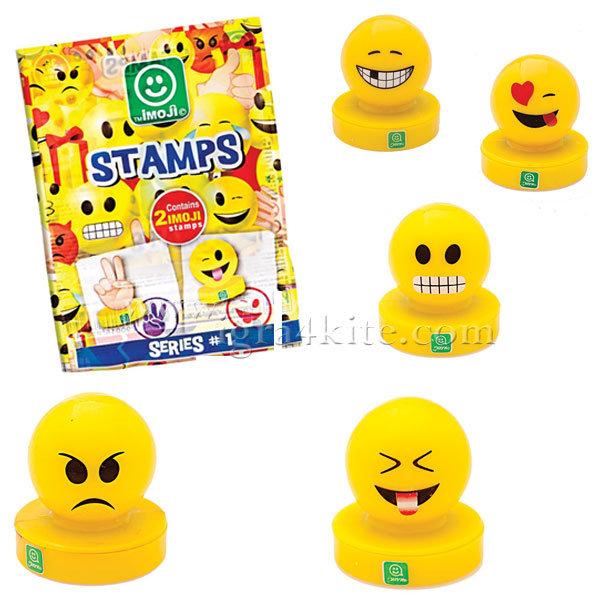 Imoji - Комплект печати 2 броя Емотикони 5010