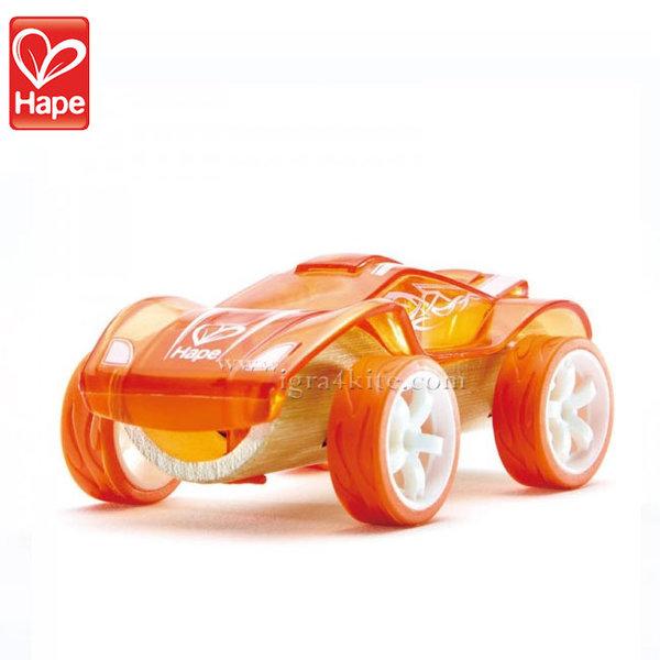 Hape - Детска количка от бамбук Битуро  H5506