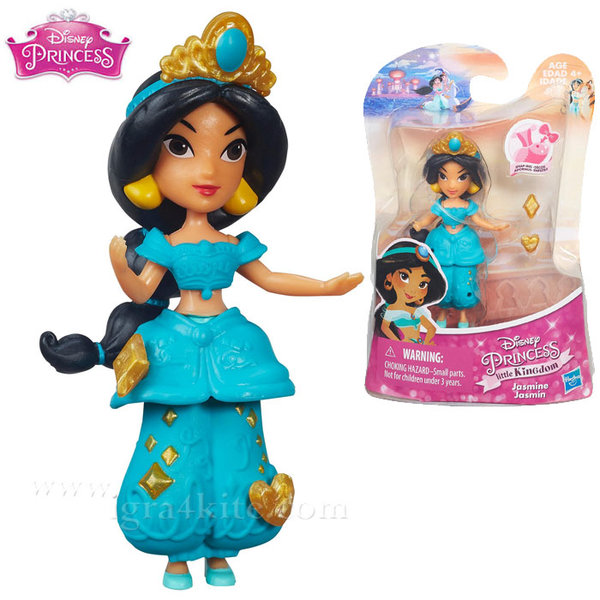 Disney Princess - Мини кукла Ясмина b5321