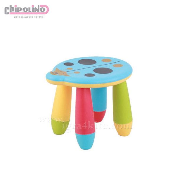 Chipolino - Детско столче синя калинка