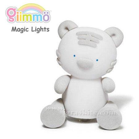 Giimmo - Магическа LED лампа играчка Тигърчето Prince