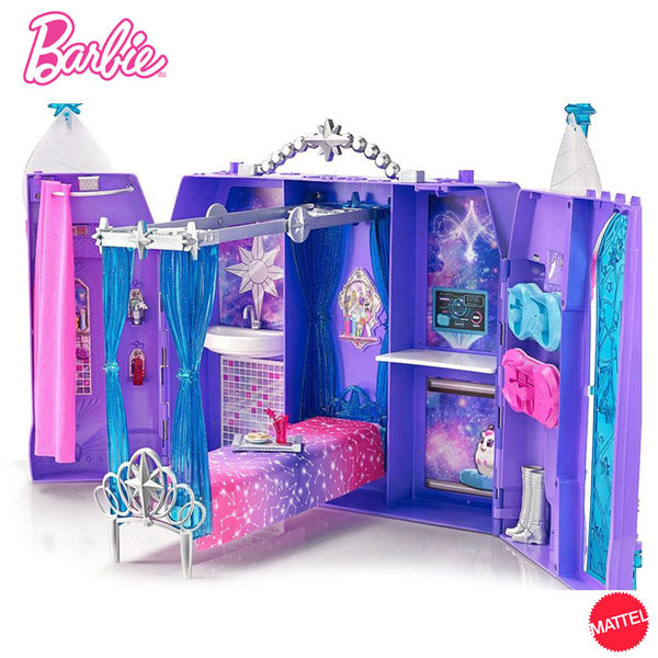 Barbie - Барби Star Light Adventure Галактическия замък на Барби dpb51