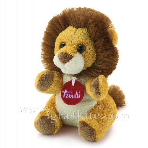 Trudi - Trudini Плюшено Лъвче 15см в подаръчна кутия 51070
