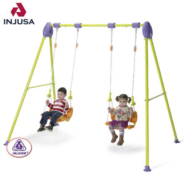 Injusa - Градинска люлка за две деца 2062