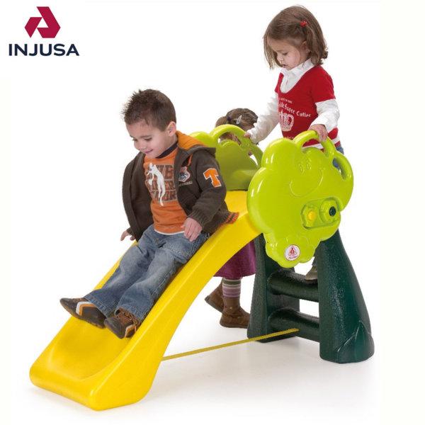 Injusa - Детска пързалка Happy Tree 2000