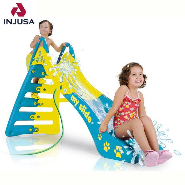 Injusa - Водна пързалка My First Slide 2002