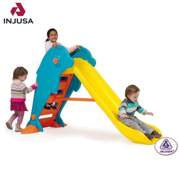 Injusa - Детска пързалка Делфинче 2001
