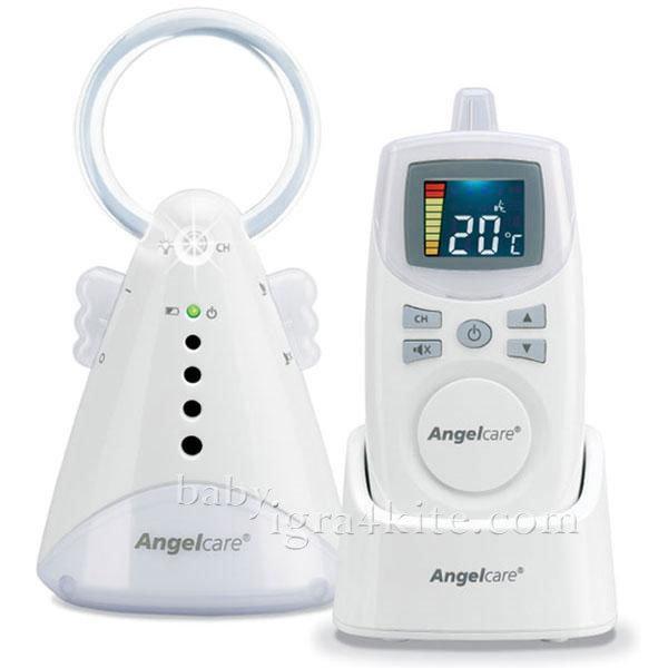 Angelcare - Дигитален звуков монитор бебефон