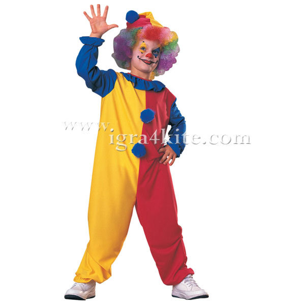 Детски карнавален костюм Палячо 881926
