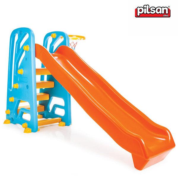 Pilsan - Пързалка с баскетболен кош 06142