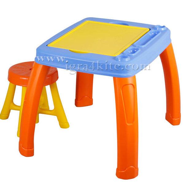 Pilsan - Детска маса със столче 03409