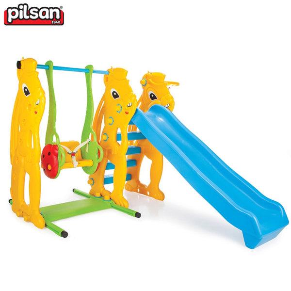 Pilsan - Пързалка с люлка 06140
