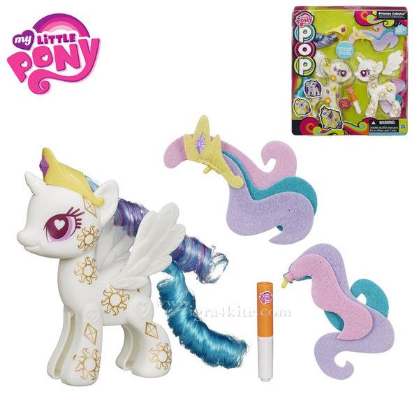 My Little Pony - Сглоби своето неповторимо пони Princess Celestia b0375