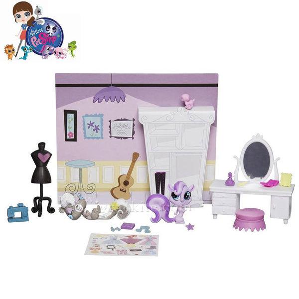 Littlest Pet Shop - Комплект за игра Дизайнерско студио a7642