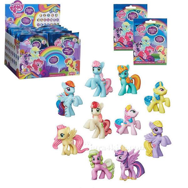 My Little Pony - Моето малко Пони Случайна мини фигурка a8330